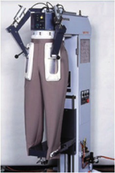 Automatic Pants Topper