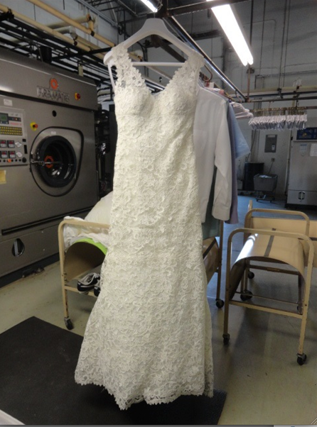 Wedding Gown Preservation 4